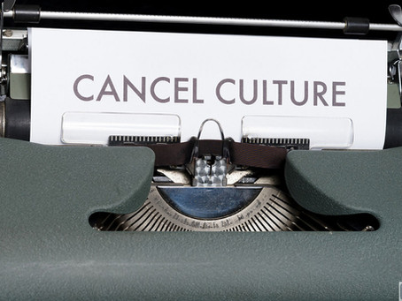 Cancel Culture, by Rev. Stefanie Etzbach-Dale, May 2, 2021