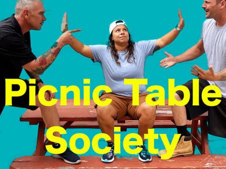 6/3/21 Picnic Table Society