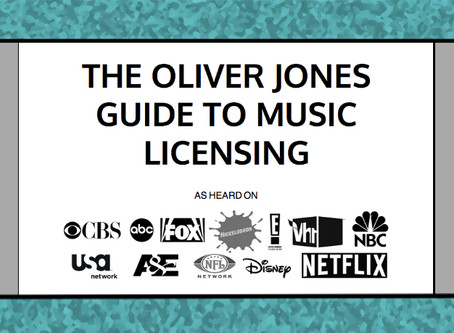Making Money with Music Licensing