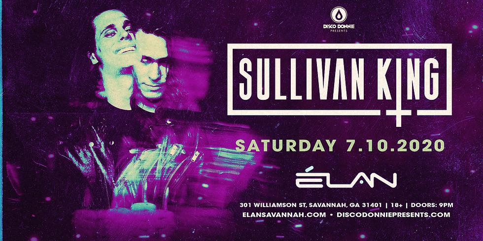 Sullivan King at Elan Savannah (Sat, Jul 10th)