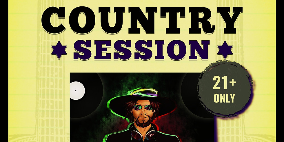 DJ Night Country Session at Saddlebags (Dec 27th & 28th)