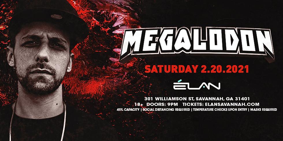 Megalodon at Elan Savannah (Sat, Feb 20th)