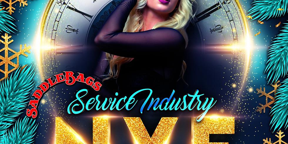 Service Industry NYE at Saddlebags Savannah