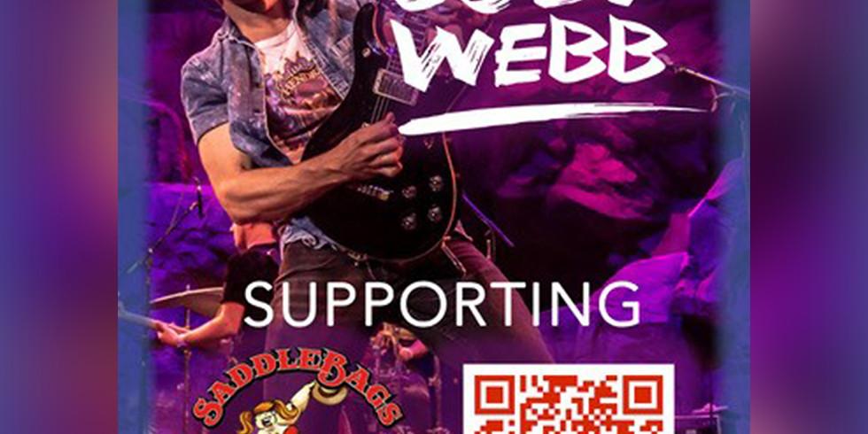 FB Live Event: Cody Webb at Saddlebags Savannah