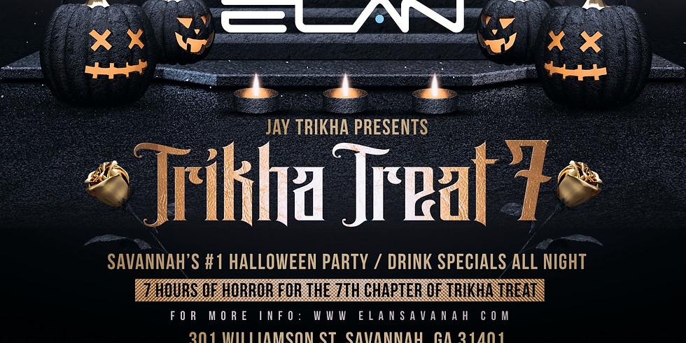 Trikha Treat #7 at Elan (21+ Event)