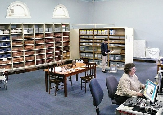 Archives - Research and conservation.jpg