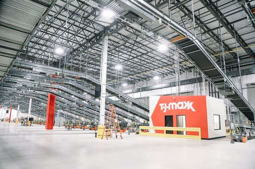 TJ Maxx Distribution Center