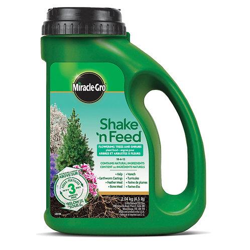 Engrais pour arbres et arbustes Shake'n Feed 2.04kg