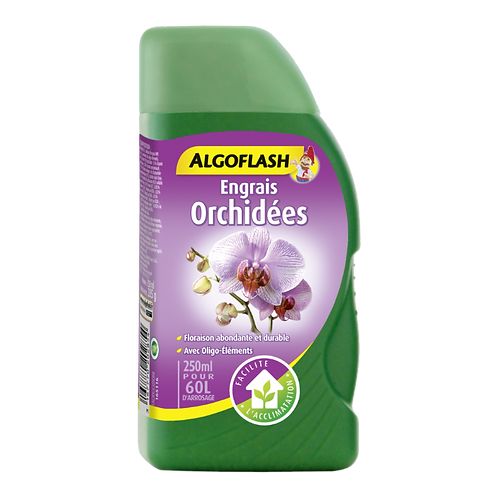 Algoflash engrais pour orchidées