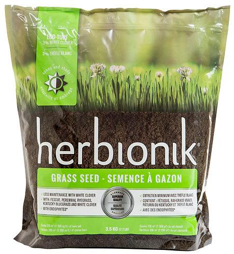 Semences à gazon avec trèfle blanc Herbionik 3.5kg