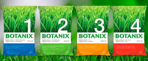 Programme d'engrais pour gazon Botanix 10kg