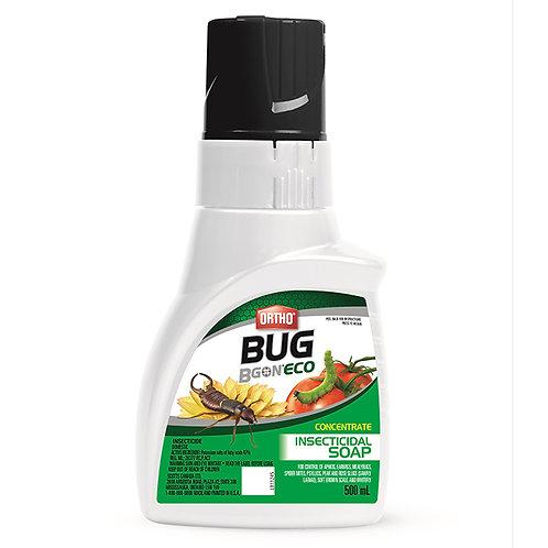 Savon insecticide Bug B Gon Eco concentré 500ml