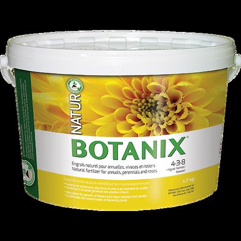 Engrais naturel pour annuelles, vivaces et rosiers 4-3-8 1.7kg