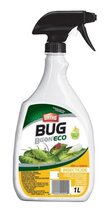 Insecticide Bug B Gon Eco prêt à l'emploi 1L