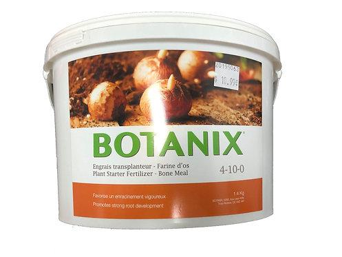 Engrais transplanteur farine d'os 4-10-0 1.4kg