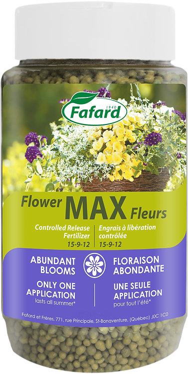 Engrais à libération contrôlée Max Fleurs 15-9-12 1.5kgg