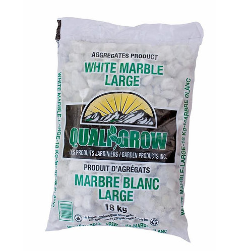Marbre blanc large