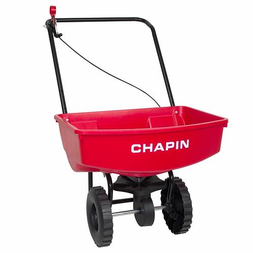 Épandeur d'engrais à la volée Chapin