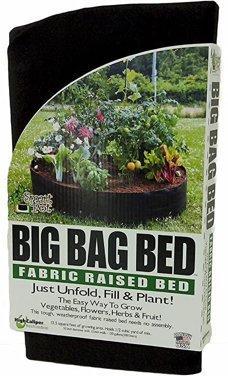 Jardin instantané en géotextile Smart Pot