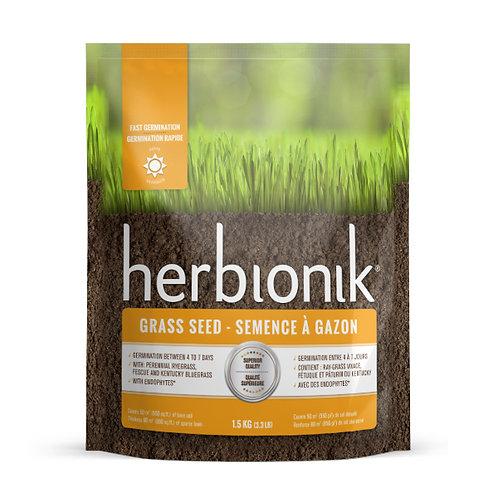 Semences à gazon à germination rapide Herbionik 1.5kg
