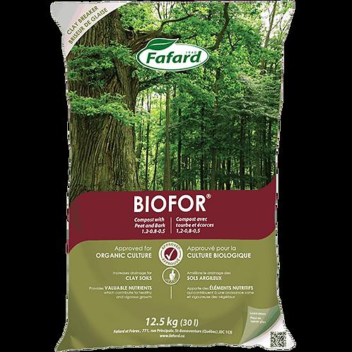 Compost forestier Biofor