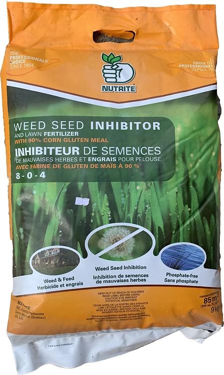 Inhibiteur de semences (gluten de maïs fin) 8-0-4