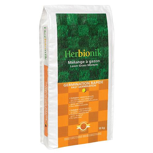 Semences à gazon à germination rapide Herbionik 10kg