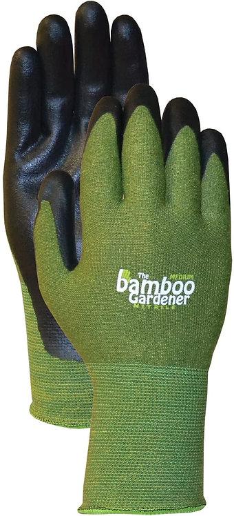 Gants de jardinage en bambou