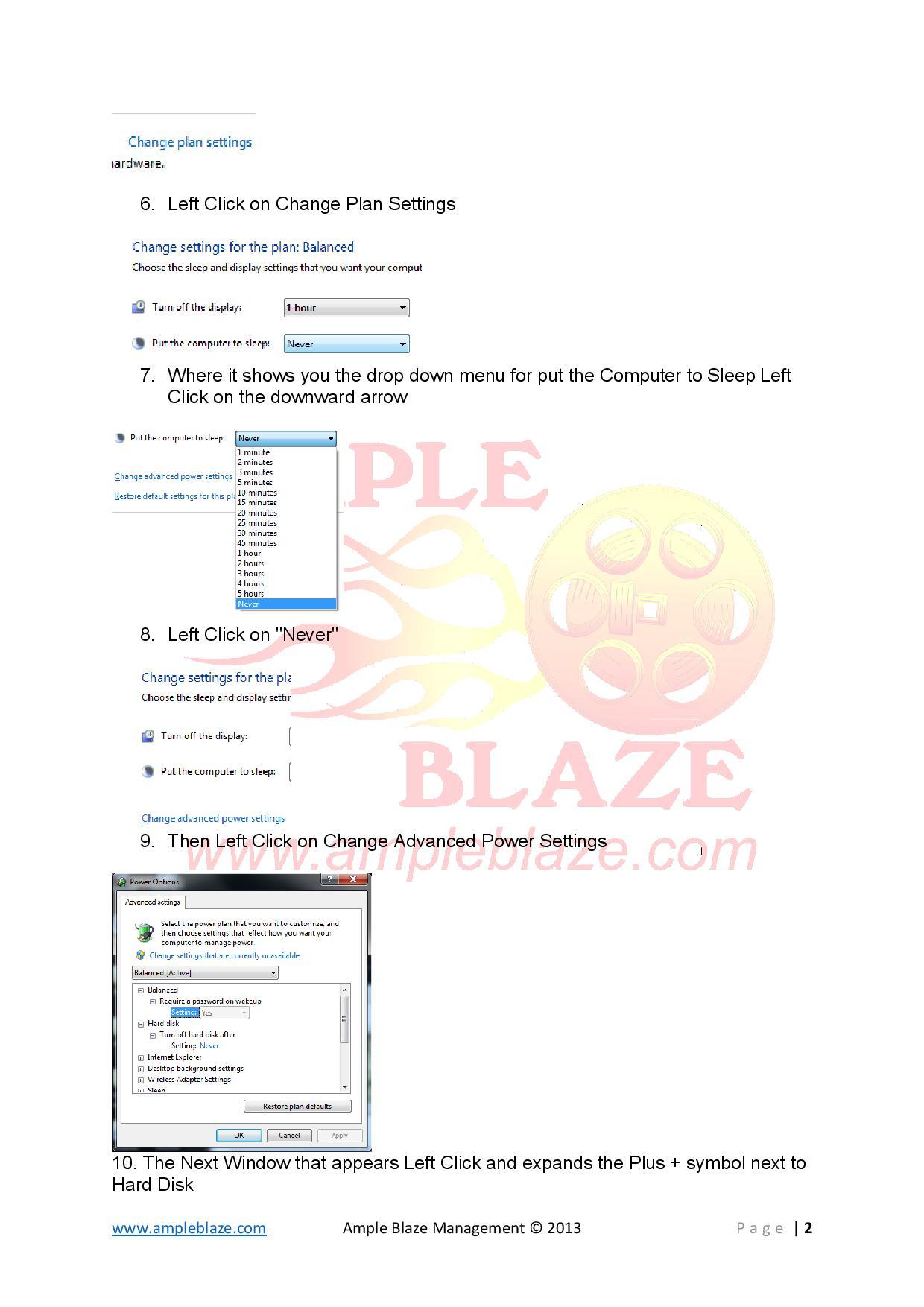 Ample Blaze Disable Sleep Setting MS Windows 7-page-002