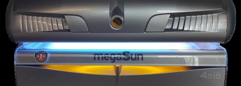 Megasun 4500 Closed