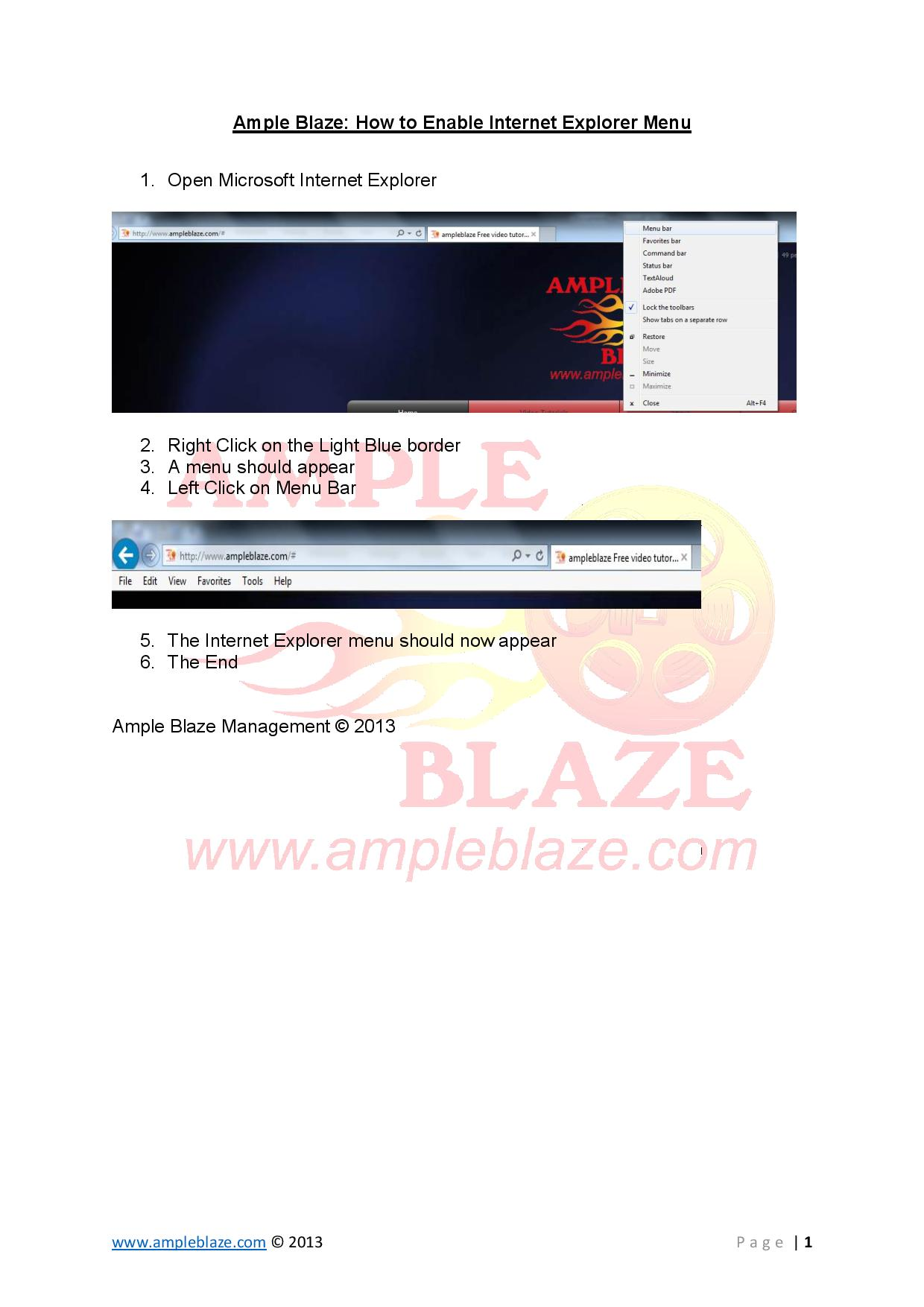 Ample Blaze How to Enable Menu using Internet Explorer-page-001