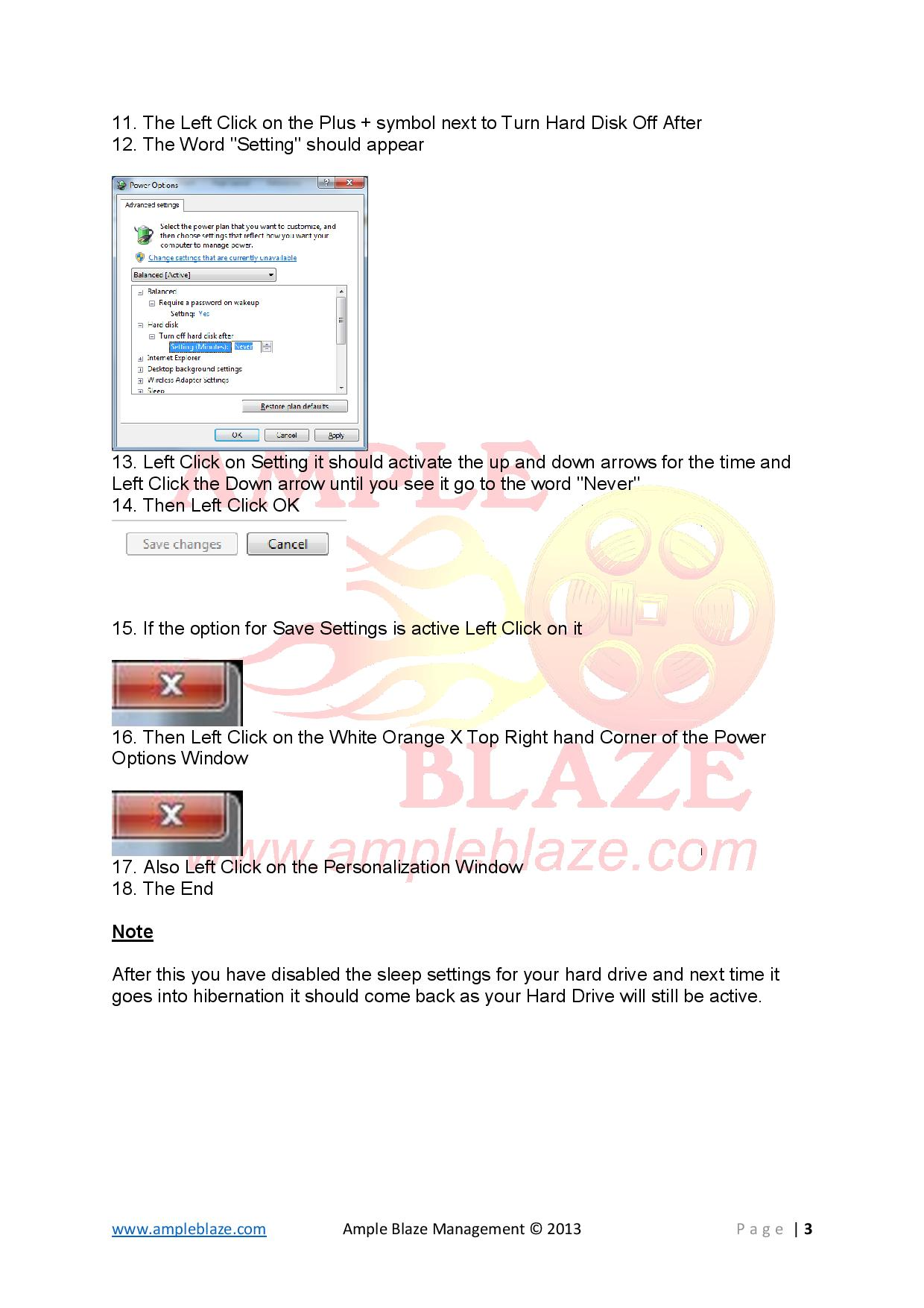 Ample Blaze Disable Sleep Setting MS Windows 7-page-003
