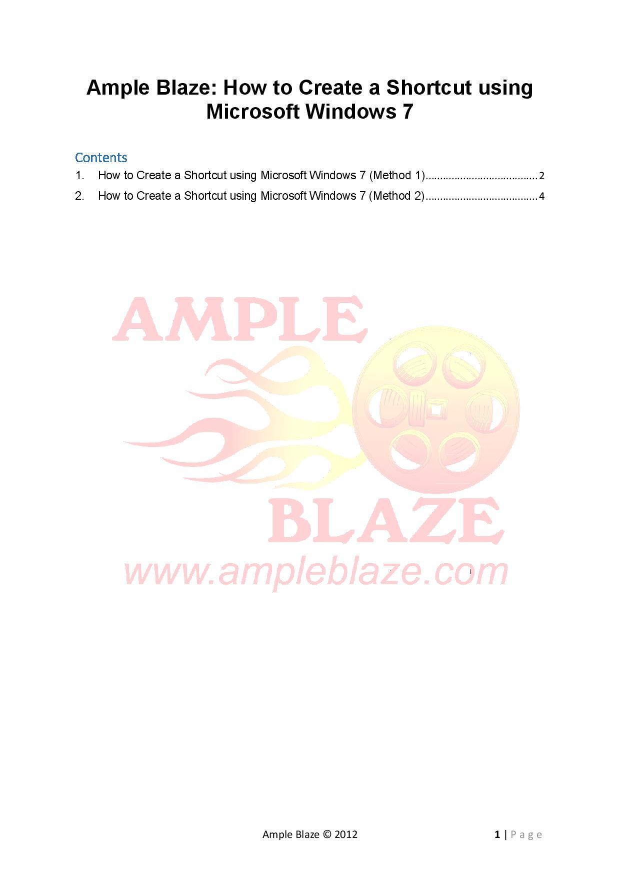 Ample Blaze Create Shortcut Windows 7-page-001