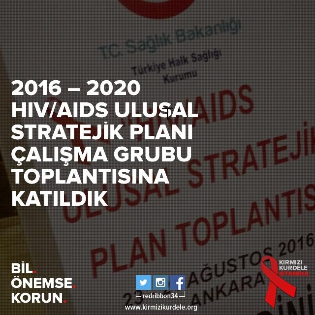 Kırmızı Kurdele İstanbul I HIV hakkında her şey