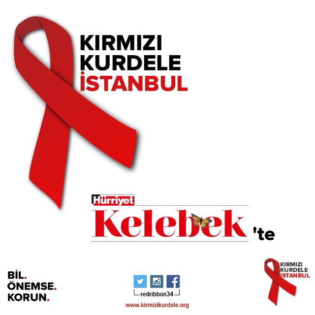 Kırmızı_Kurdele_İstanbul_Kelebek