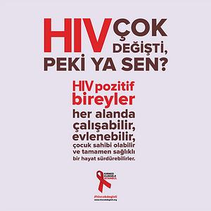 HIV çok değişti I Kırmızı Kurdele İstanb
