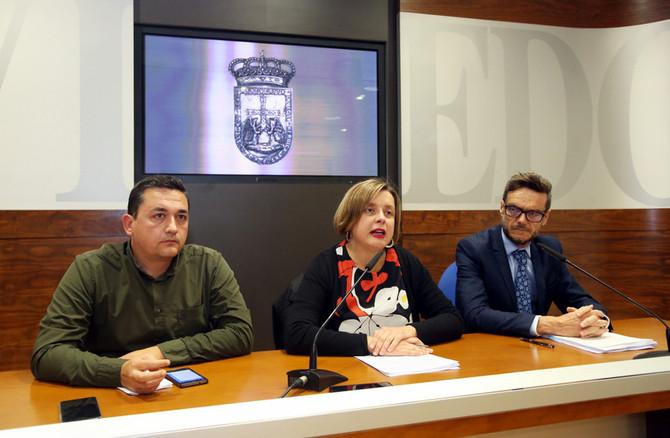 Presentación en Oviedo del Informe Jurídico en materia de subvenciones