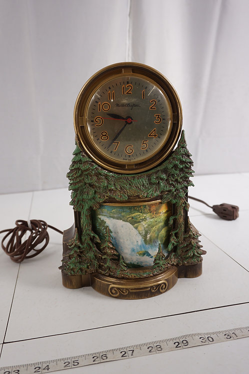 Mastercrafters Waterfall Clock Model 344
