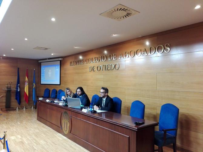 El control judicial y el futuro urbanístico de Oviedo cerraron las Jornadas de Urbanismo en el ICAO