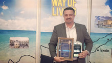 Levent Homes Wins Best International Project in the Iran Property Show