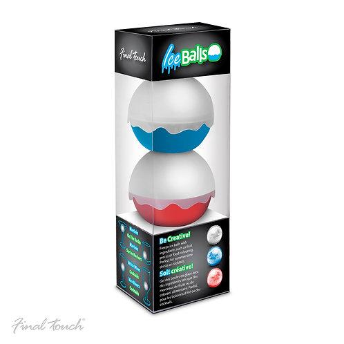 Final Touch 冰球製造模(2件裝)