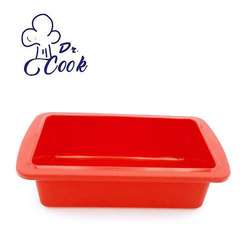 Dr. Cook 矽膠長方形麵包蛋糕烘焙模焗盤 23cm x 13cm