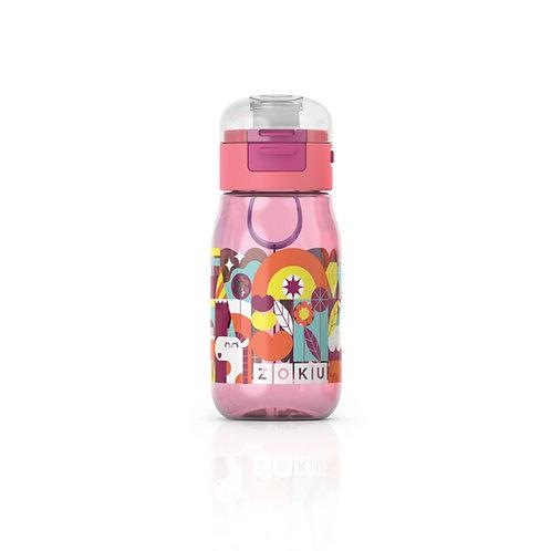 ZOKU - 兒童水樽(粉紅色 16oz / 475ml)