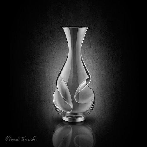 Final Touch 扭紋形玻璃醒酒器 750ml