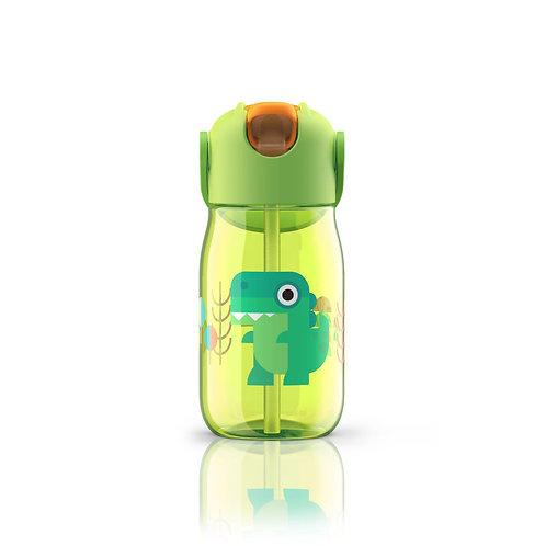 ZOKU - 兒童飲管水樽(緑色 14oz / 400ml)