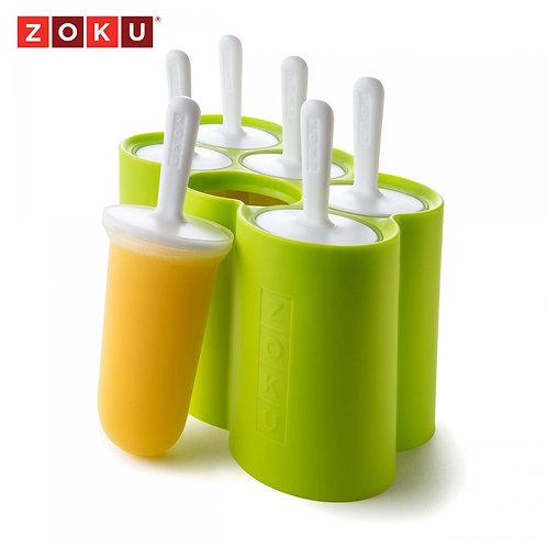 ZOKU經典冰棒模具組 (六入裝)