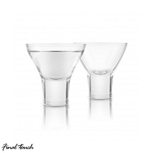 Final Touch 無鉛水晶日本酒清酒杯 45ml(2隻裝)
