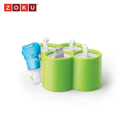 ZOKU恐龍冰棒模具組 (四入裝)