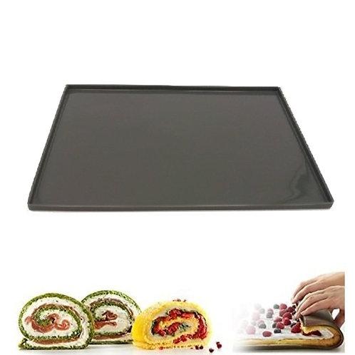 Dr. Cook 矽膠瑞士卷墊蛋糕模具 36cm x 27cm