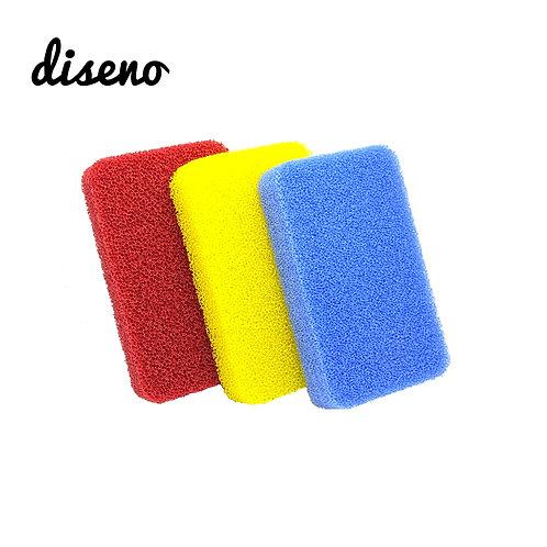 diseno 矽膠海綿(3件套裝)